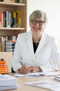Prof. Dr. Dorothea Wagner, head of the institute
